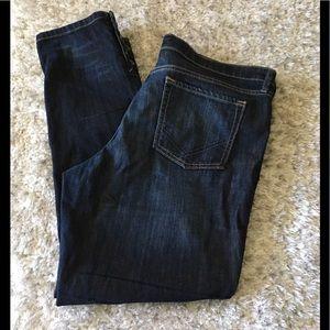 Gap Premium Skinny Jeans Sz 18