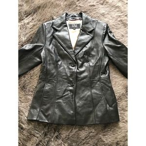 Wilsons Leather Pelle Studio Leather Jacket