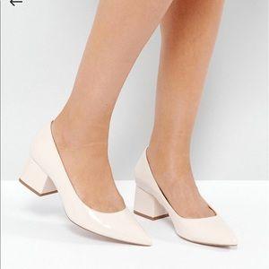 Asos Simply Block heels