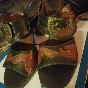 Yknotbrand custom shoes