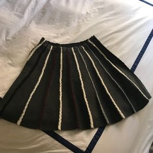 Anthropologie Sweater Skirt - NWT size Large
