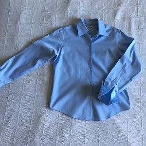 Brooks Brothers Petite Semi-Fitted Oxford Shirt