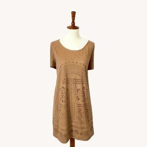 Dresses & Skirts - Laser Cut Out Dress
