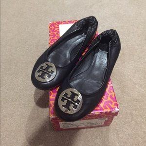 Tory Burch Classic Reva Ballet Flats