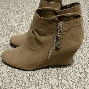 BCBG Ankle Booties - New