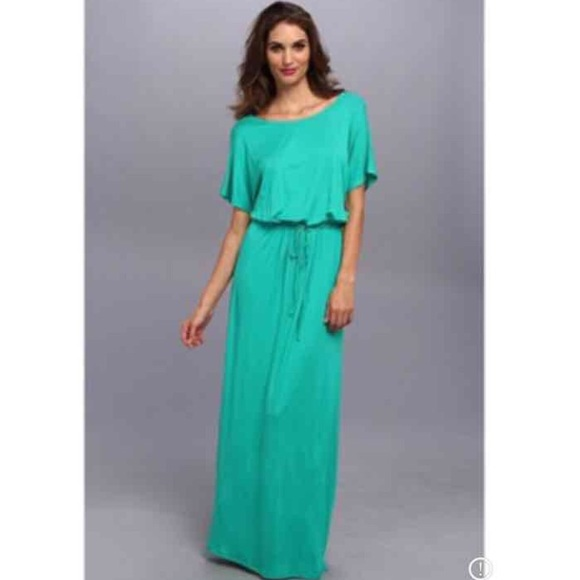 73cbe9d980ce9 Gabriella Rocha Dresses   Kelly Green Maxi Dress   Poshmark