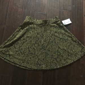 Everly **BRAND NEW, WITH TAGS** Skater Skirt