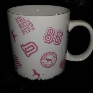 Awesome large Victoria's Secret PINK 20 ounce mug