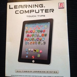 Brand new learning computer