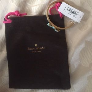 Double Bangle Hinge Kate Spade Bracelet