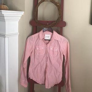 American Eagle button down shirt