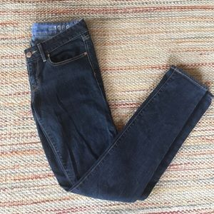 Gap 1969 Jeans 27/4r Always Skinny