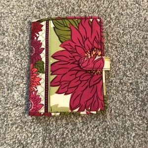 NWOT Vera Bradley Passport Holder