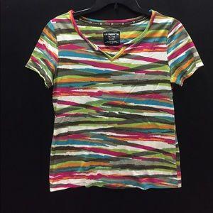 Liz Claiborne Active 100% Cotton Shirt.