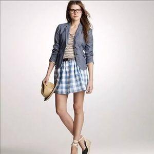 J. Crew cotton skirt - 4