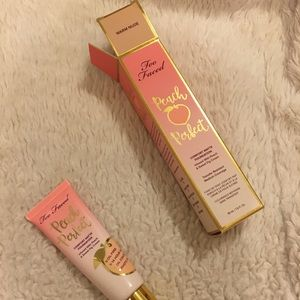 Peach Perfect foundation by Too Faced Cosmetics!