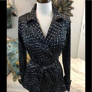 Wrapper designer jacket