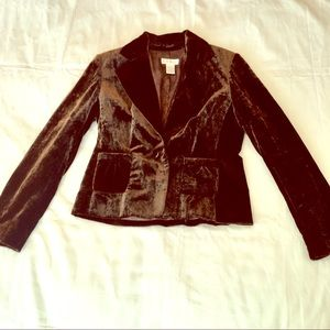 Worthington Velvet Blazer