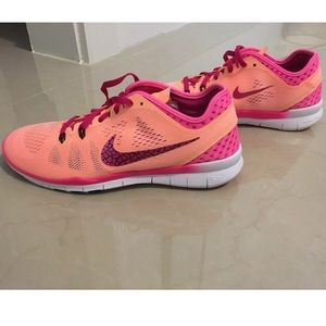 Nike Free 5.0 TR Fit 5 Breathe running sneakers