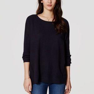 LOFT Swing Tunic Sweater // Size S