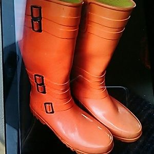 WOMENS SPEERY TALL RAIN BOOTS