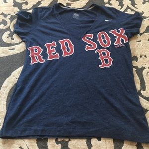 Nike Red Sox Tee