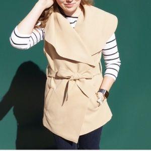 Jackets & Blazers - Camel / Tan Vest