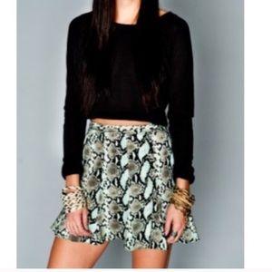 Show me your mumu skater skirt