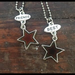 Mood Changing Best Friend Necklaces