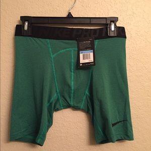 NWT Men's Nike Pro Shorts