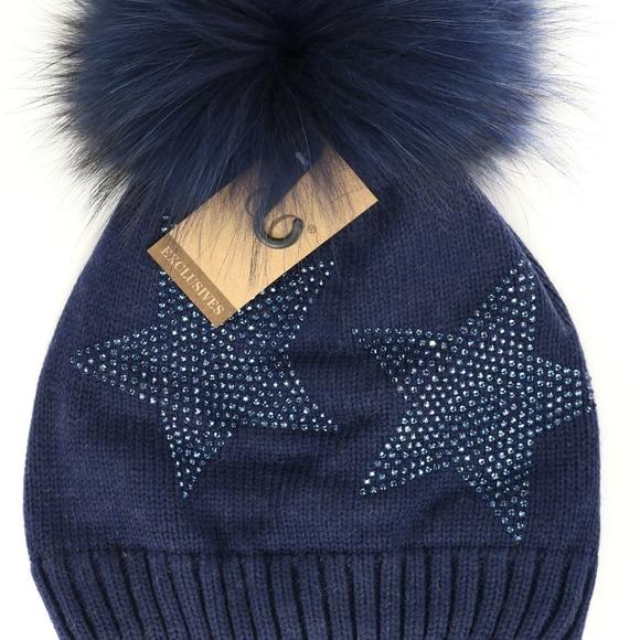 4c69635a670b79 Crane Clothing Co Accessories | Cc Black Label Star Rhinestone ...