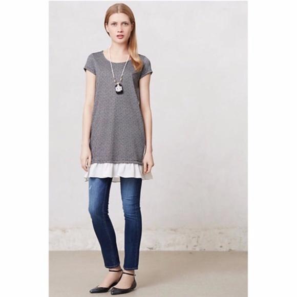 Anthropologie Dresses - Anthropologie Dress Tunic