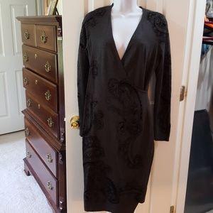 Cache grey  dress