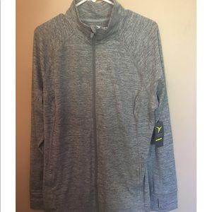 Old Navy Jackets & Coats - SALE‼️ NWT Workout zip up sweatshirt size xxl