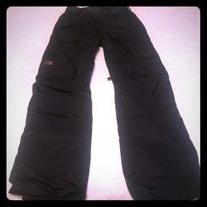 The North Face Women's Black Ski/Snowboard Pants