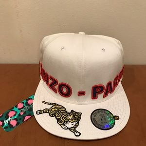 Kenzo x HM Limited Edition Hat NWT