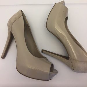 BRAND NEW!! Jessica Simpson Platform Peep toe heel