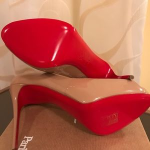 Louboutin Shoes Size 40
