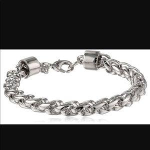 Kate Spade silver chain bracelet