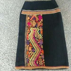 Asian traditional cute skirt