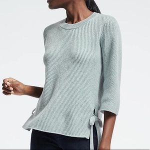 2017 $248 NWOT Cashmere Luxe Heavy Sweater