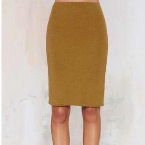 Olive Nasty Gal Skirt 💖