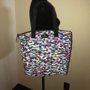 Authentic Kate Spade signature tote bag purse