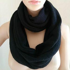 H&M black infinity scarf