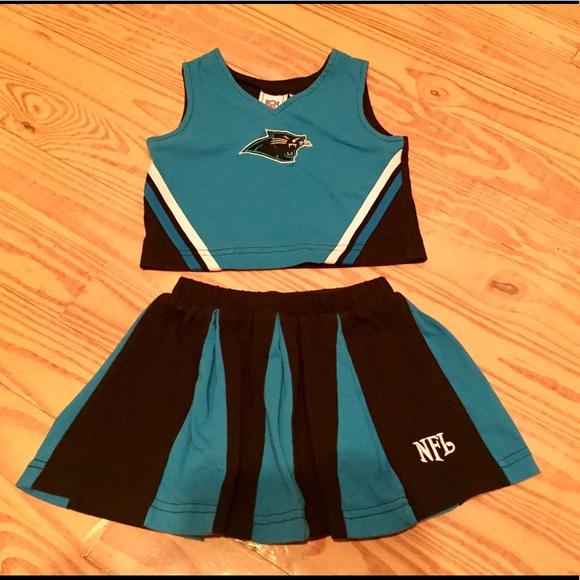 Carolina Panthers - girls size 4T. M 59e8c9e1f0137d06090d57ef 71fb6a816