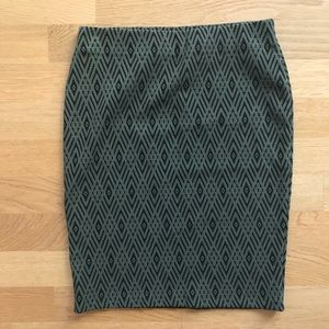 ⚫️ Like New Skirt Size Small