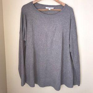 Oversized Large LOFT Crewneck Sweater