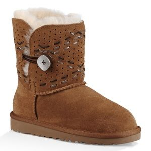 NEW UGG Bailey Button II Tehuano Boots