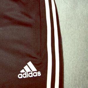 Adidas skinny sweat pants