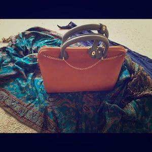 Original Leather Vendula of London Handbag